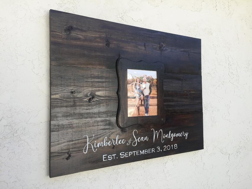 Wedding, Anniversary, and Guestbook Wall Art
