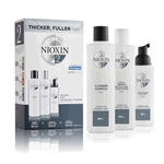 Nioxin Hair Loss Kit - System 2 (Natural, Non-Colored with Progressed Thinning)