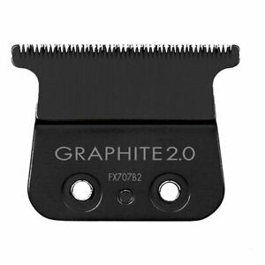 Babyliss Pro Black Graphite Replacement Blade - Deep Tooth [FX707B2][Skeleton]