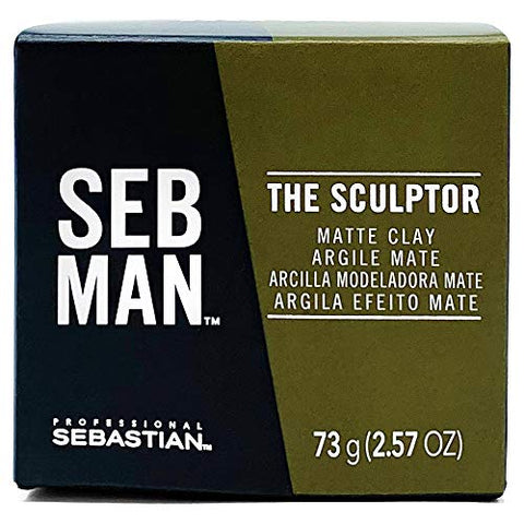 SEBASTIAN MAN THE SCULPTOR (MATTE CLAY), 2.57OZ