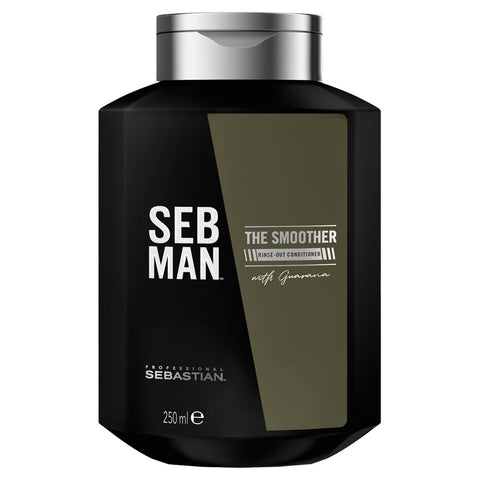 SEBASTIAN MAN THE SMOOTHER (RINSE OUT CONDITIONER)
