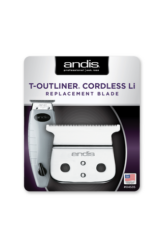 Andis T-Outliner Cordless Li Blade [#04535]
