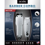 Andis Barber Combo Clipper Set [66325]