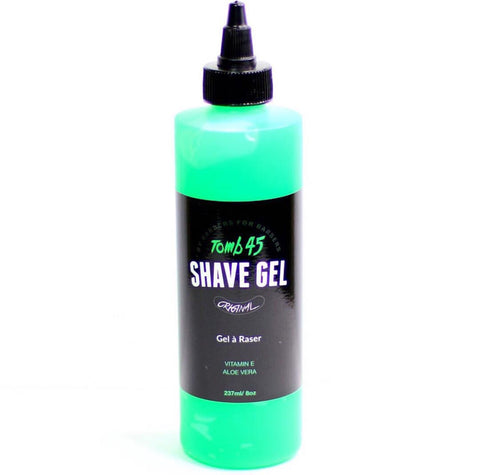 Tomb 45 Shave Gel 8oz