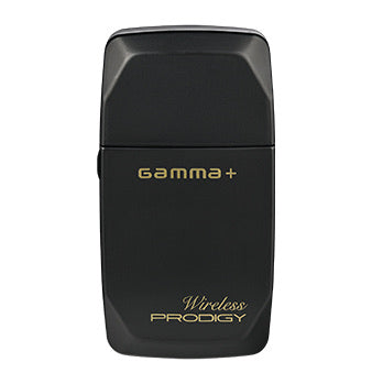 Gamma+ Prodigy Wireless Shaver - Black