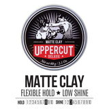 UPPERCUT MATTE CLAY 2.1oz