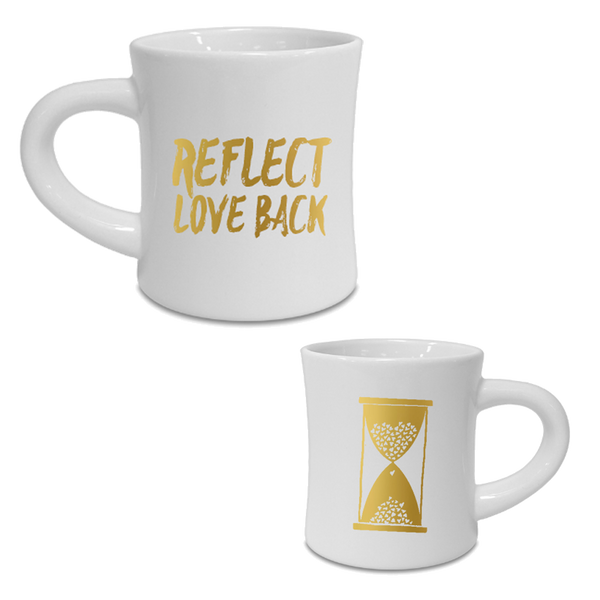 Reflect Love Back Coffee Mug