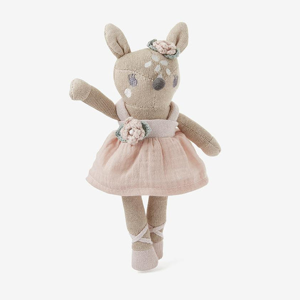 Elegant Baby Fifi Fawn Knit Toy