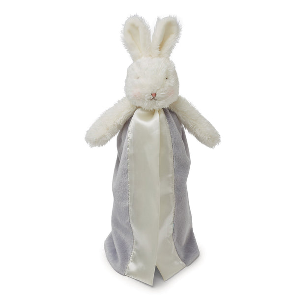 Bunnies by the Bay Bloom Bunny Blankie (Gray)
