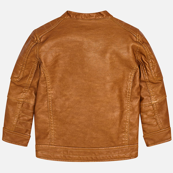 Mayoral Leathertte Jacket