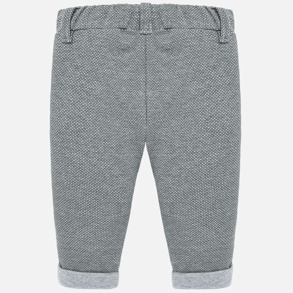 Mayoral Soft Charcoal Trousers