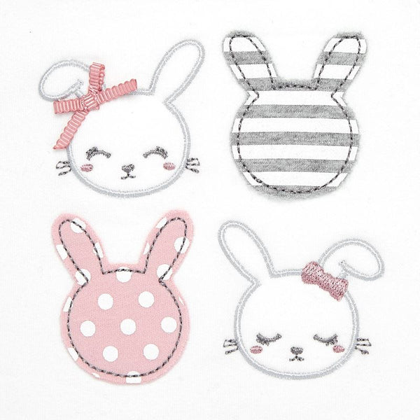 Mayoral 4-piece Interchangeable Bunny Set