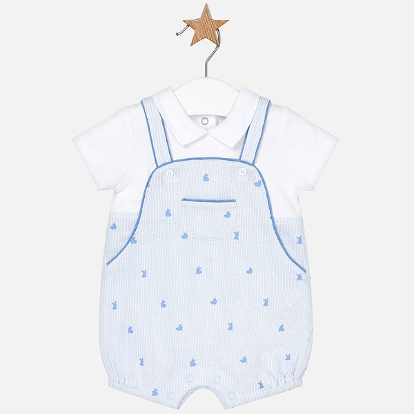 Mayoral Bunny Silhouette Shortall