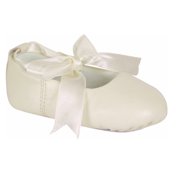 Baby Deer Ballet Bow Slipper