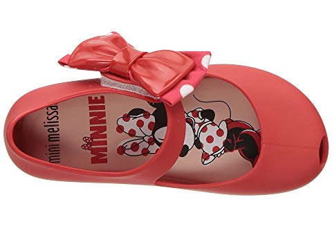 Mini Melissa Minnie Mouse Bow Shoe