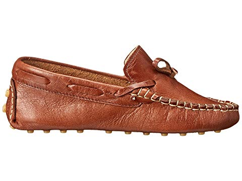 Elephantito Brown Driver Loafer