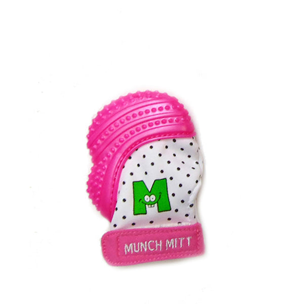 Munch Mitts - Baby Teething Mitten