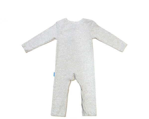Albetta - Cotton Pig Applique Romper