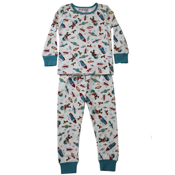 Powell Craft Astronaut Pajamas