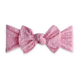 Baby Bling Pink Dot Headband