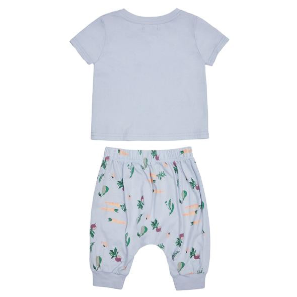 Peek Growing Up Green Pant Set