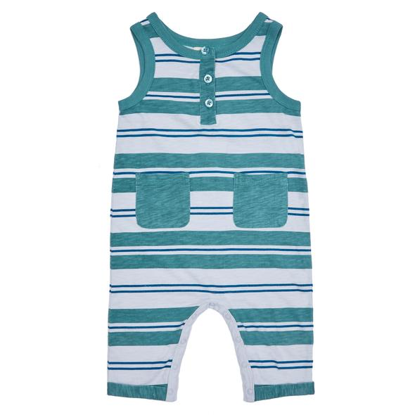 Peek Nico Striped Romper