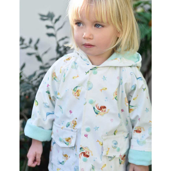 Powell Craft Mermaid Raincoat