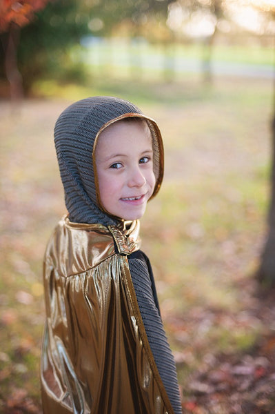 Great Pretenders Gold Knight Dress-Up Costume