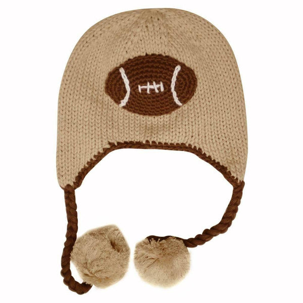 Huggalugs Football Beanie Hat