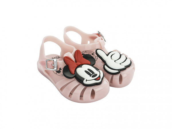 Mini Melissa Minnie Mouse/Thumbs Up Shoe