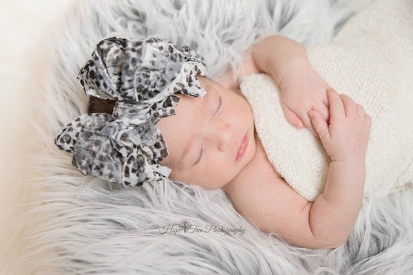In Awe Couture Mint Headband