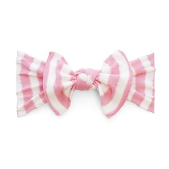 Baby Bling Pink/White Stripe Headband