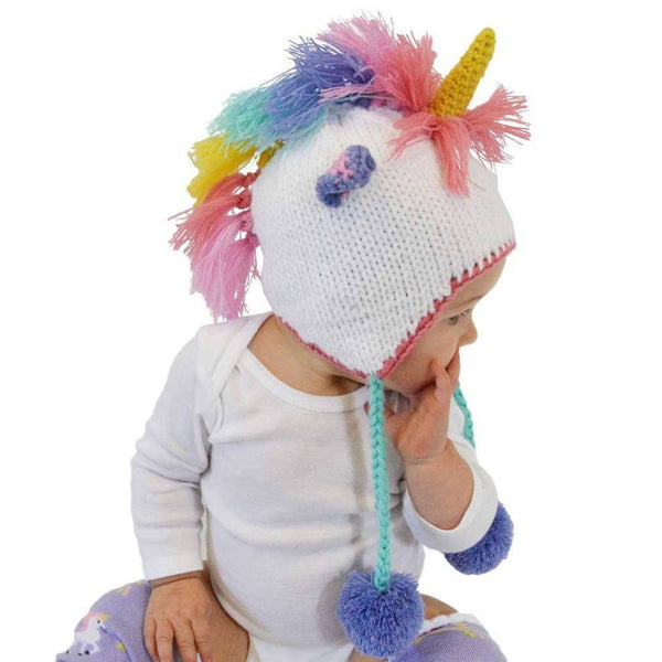 Huggalugs Unicorn Hat