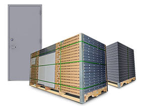 Pallets of Doors & Frames