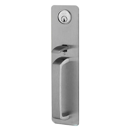 PDQ 6200 Rim Exit Device Trim - Grip Pull with Thumbpiece  sc 1 st  Commercial Door Hardware Supply & PDQ 6200 Exit Device Trim - Grip Pull with Thumbpiece - Commercial ... pezcame.com