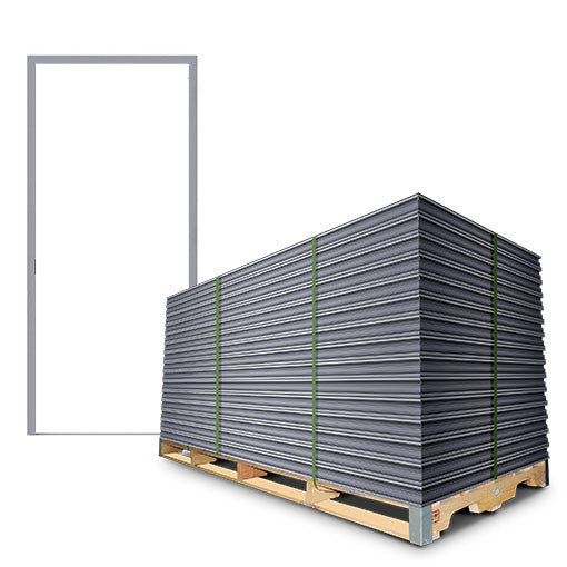 Pallet of Steel Commercial Door Frames - Commercial Door Hardware Supply