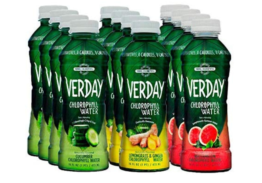 Chlorophyll Water Variety 12 Pack