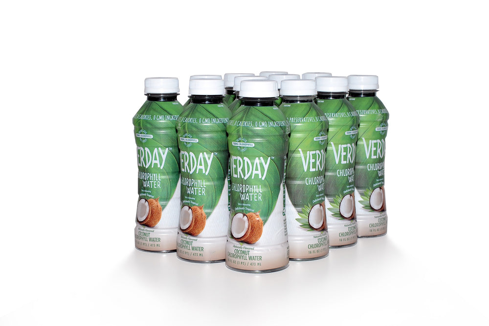 Coconut Chlorophyll Water (FALL SPECIAL $23.99)