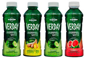 Chlorophyll Water Variety 4 Pack