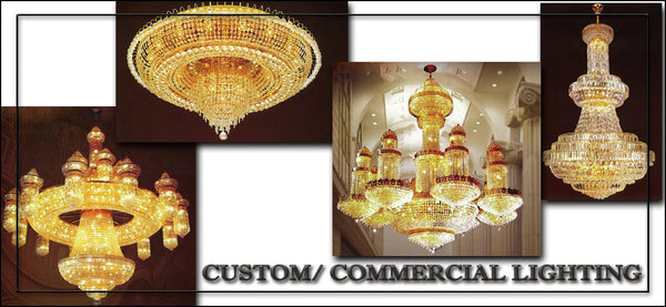 Custom / Commercial Lighting