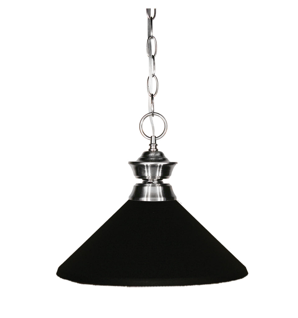 Zlite 1 Light Pendant - C161-100701BN-MMB