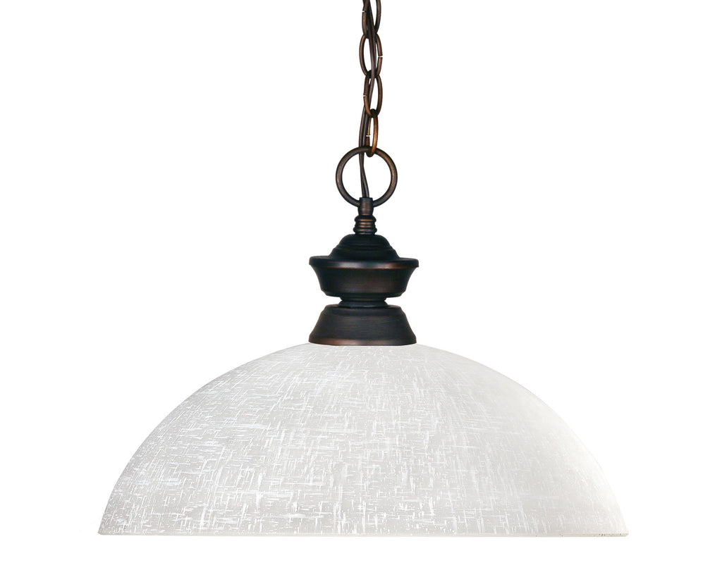 Zlite 1 Light Pendant - C161-100701OB-DWL14