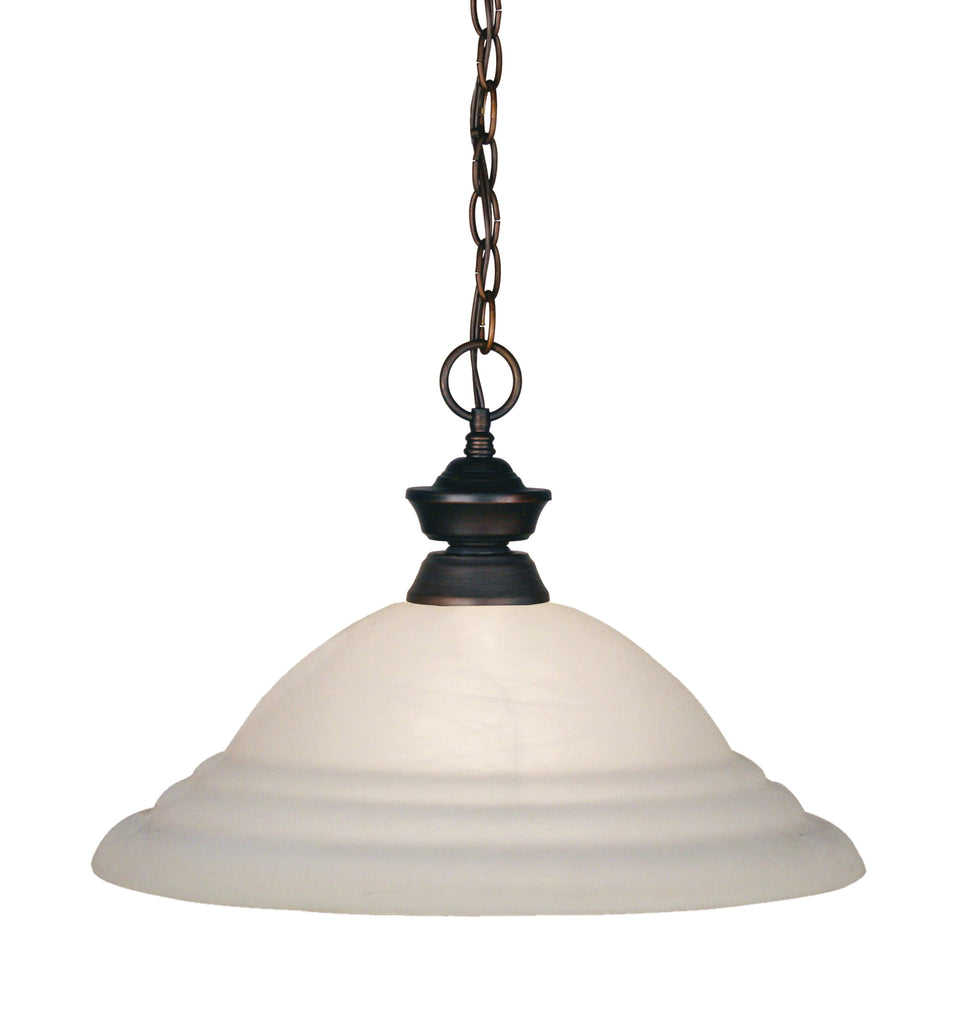 Zlite 1 Light Pendant - C161-100701OB-SW16