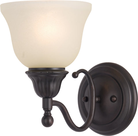 Soho 1-Light Wall Sconce Oil Rubbed Bronze - C157-11056SVOI