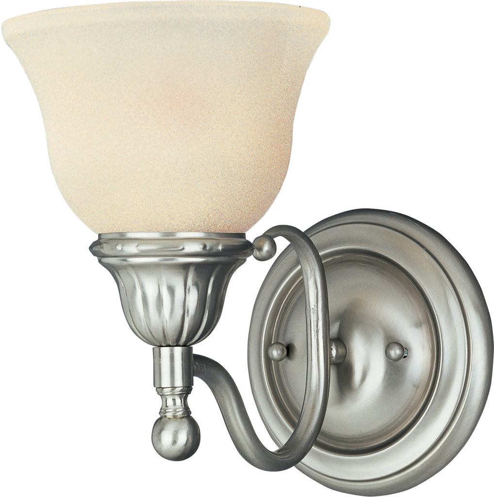 Soho 1-Light Wall Sconce Satin Nickel - C157-11056SVSN