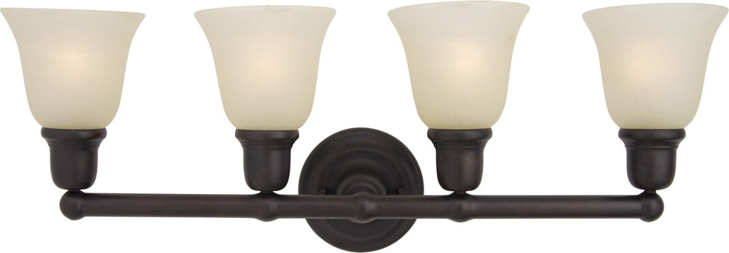 Bel Air 4-Light Bath Vanity Oil Rubbed Bronze - C157-11089SVOI