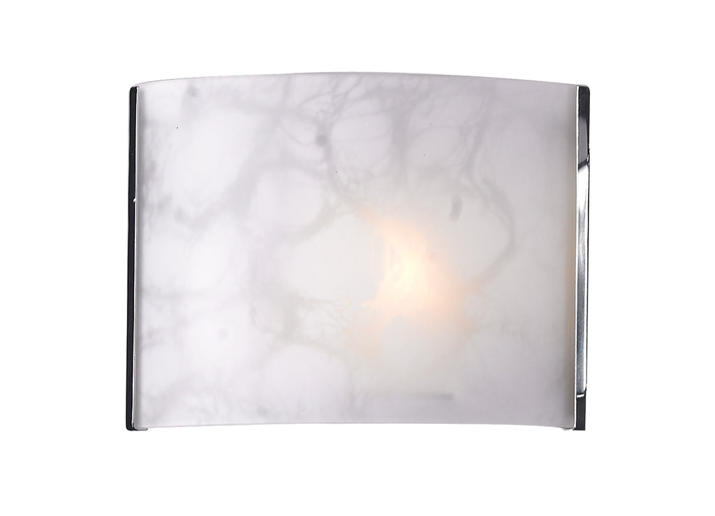 Zlite 1 Light Wall Sconce - C161-1122-1S-CH