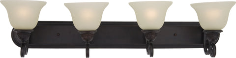 Symphony 4-Light Bath Vanity Oil Rubbed Bronze - C157-11233SVOI