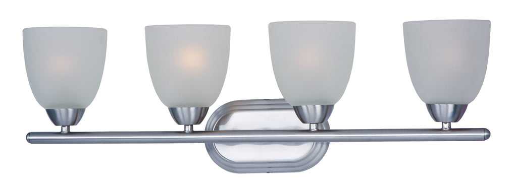 Axis 4-Light Bath Vanity Polished Chrome - C157-11314FTPC