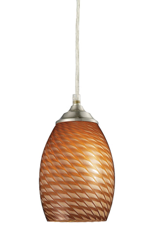 Zlite 1 Light Mini Pendant - C161-131C-BN